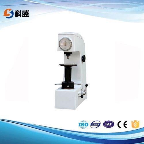 HR-150AⅡ型洛氏硬度计的使用方法