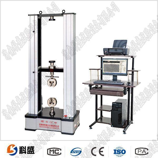 WES-300D型电液式万能试验机的主要功能特点都有哪些