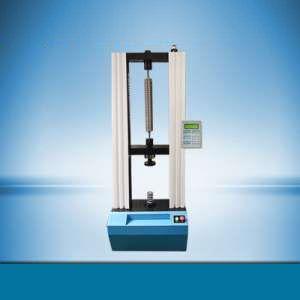 橡胶拉力试验机在做拉伸试验时的要求与使用注意事项